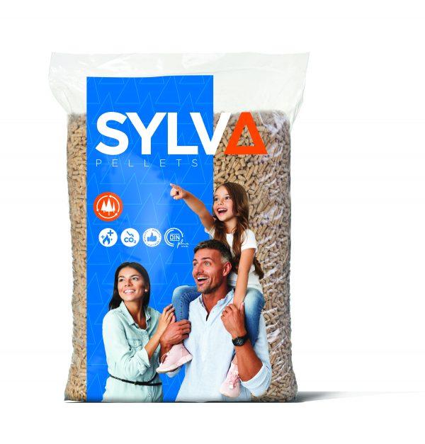 Sac de Pellet 15 kgs SYLVA